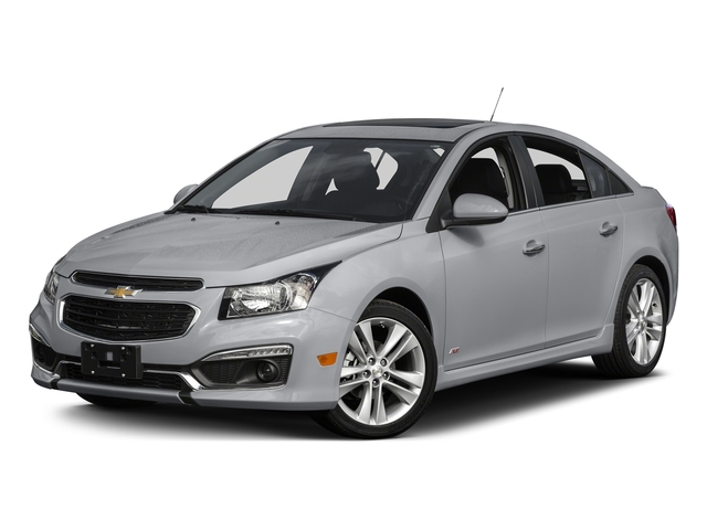 Silver Ice Metallic 2015 Chevrolet Cruze Pictures Cruze Sedan 4D 2LT I4 Turbo photos front view