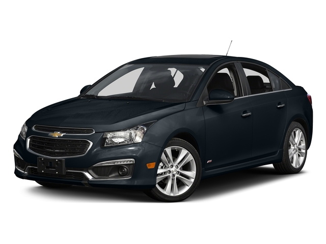 Blue Ray Metallic 2015 Chevrolet Cruze Pictures Cruze Sedan 4D 2LT I4 Turbo photos front view
