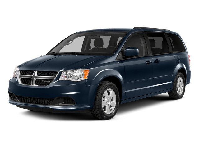 True Blue Pearlcoat 2015 Dodge Grand Caravan Pictures Grand Caravan Grand Caravan SE V6 photos front view