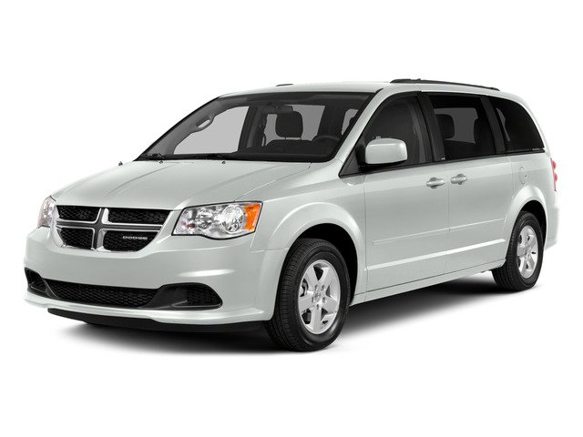 Bright White Clearcoat 2015 Dodge Grand Caravan Pictures Grand Caravan Grand Caravan SXT V6 photos front view