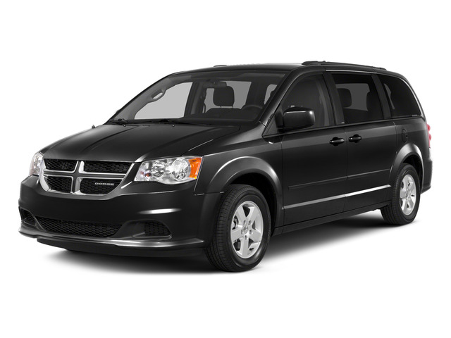 Brilliant Black Crystal Pearlcoat 2015 Dodge Grand Caravan Pictures Grand Caravan Grand Caravan SXT V6 photos front view