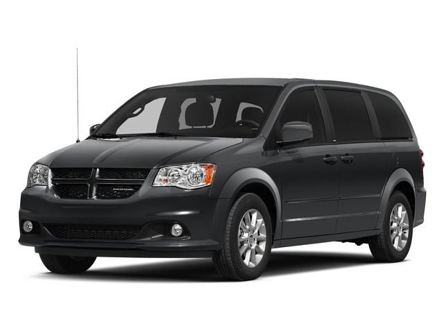 Granite Crystal Metallic Clearcoat 2015 Dodge Grand Caravan Pictures Grand Caravan Grand Caravan R/T V6 photos front view