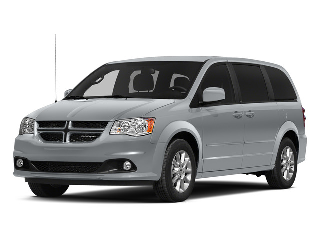 Billet Silver Metallic Clearcoat 2015 Dodge Grand Caravan Pictures Grand Caravan Grand Caravan R/T V6 photos front view