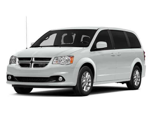 Bright White Clearcoat 2015 Dodge Grand Caravan Pictures Grand Caravan Grand Caravan R/T V6 photos front view