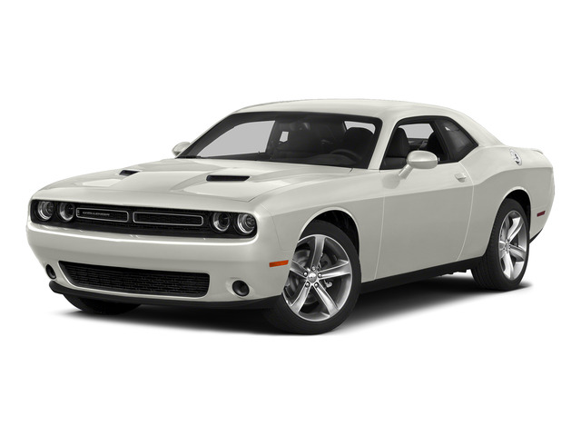 Ivory White Tri-Coat Pearl 2015 Dodge Challenger Pictures Challenger Coupe 2D R/T Scat Pack V8 photos front view
