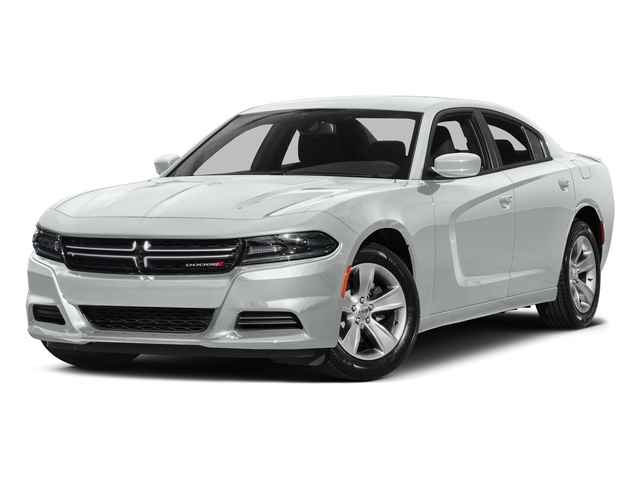 Bright White Clearcoat 2015 Dodge Charger Pictures Charger Sedan 4D SRT 392 V8 photos front view