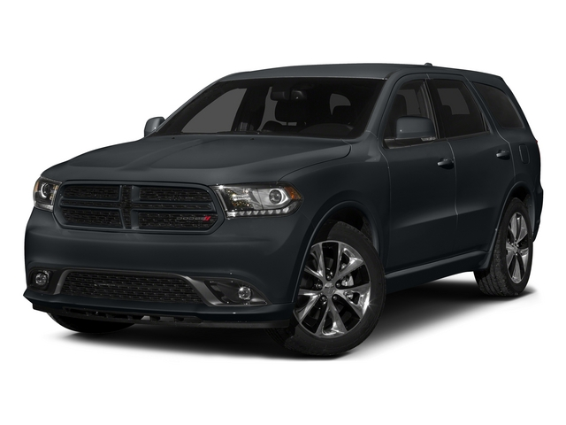 Maximum Steel Metallic Clearcoat 2015 Dodge Durango Pictures Durango Utility 4D R/T AWD V8 photos front view