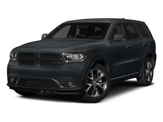 Maximum Steel Metallic Clearcoat 2015 Dodge Durango Pictures Durango Utility 4D R/T 2WD V8 photos front view