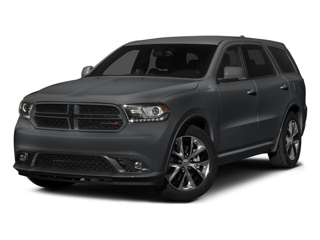 Granite Crystal Metallic Clearcoat 2015 Dodge Durango Pictures Durango Utility 4D R/T 2WD V8 photos front view