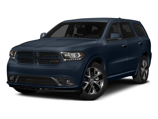True Blue Pearlcoat 2015 Dodge Durango Pictures Durango Utility 4D R/T 2WD V8 photos front view