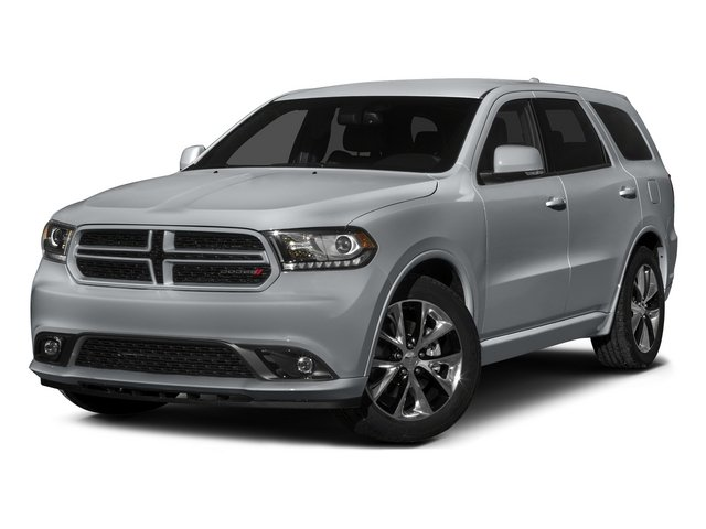Billet Silver Metallic Clearcoat 2015 Dodge Durango Pictures Durango Utility 4D R/T AWD V8 photos front view