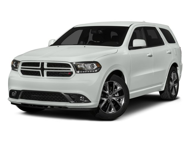 Bright White Clearcoat 2015 Dodge Durango Pictures Durango Utility 4D R/T 2WD V8 photos front view