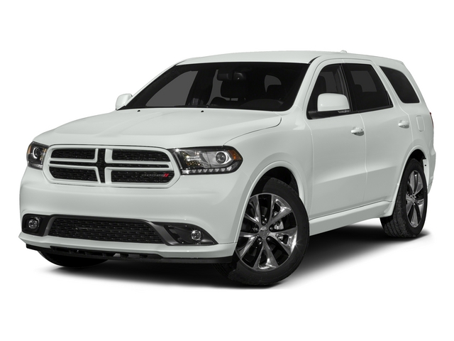 Bright White Clearcoat 2015 Dodge Durango Pictures Durango Utility 4D R/T AWD V8 photos front view