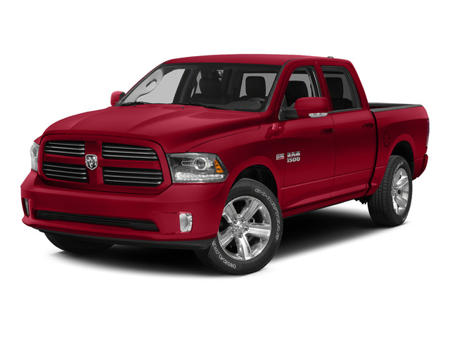 Agriculture Red 2015 Ram Truck 1500 Pictures 1500 Crew Cab SLT 4WD photos front view