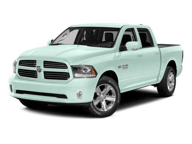 Robin Egg Blue 2015 Ram Truck 1500 Pictures 1500 Crew Cab SSV 4WD photos front view