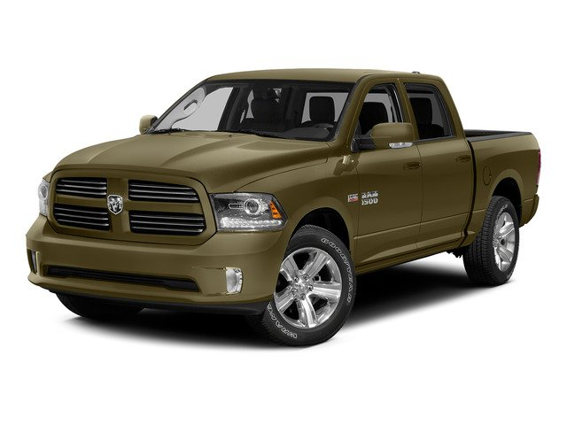 Prairie Pearlcoat 2015 Ram Truck 1500 Pictures 1500 Crew Cab Tradesman 2WD photos front view