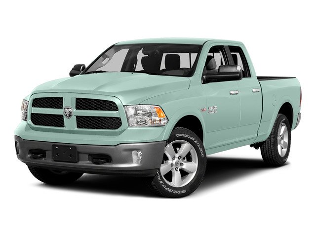 Robin Egg Blue 2015 Ram Truck 1500 Pictures 1500 Quad Cab Express 2WD photos front view