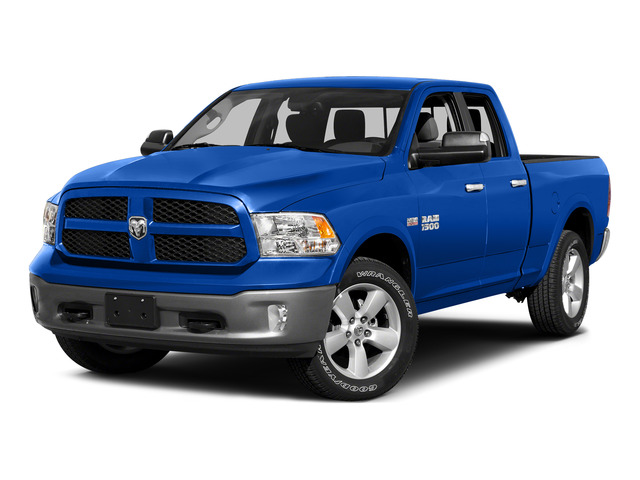 Holland Blue 2015 Ram Truck 1500 Pictures 1500 Quad Cab SLT 2WD photos front view