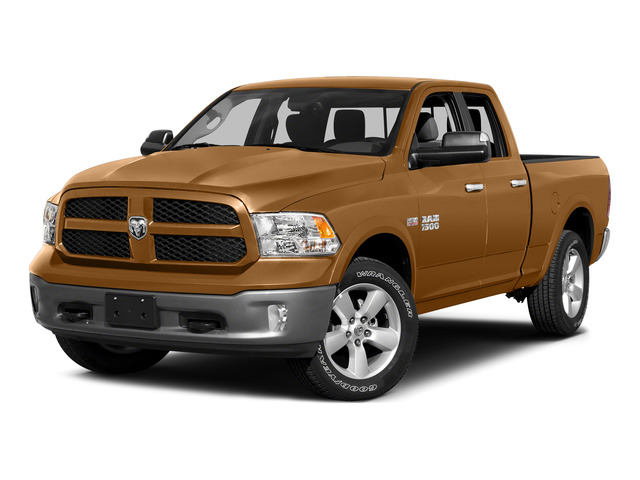 Power Tan 2015 Ram Truck 1500 Pictures 1500 Quad Cab SLT 2WD photos front view