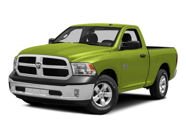 National Safety Yellow 2015 Ram Truck 1500 Pictures 1500 Regular Cab SLT 2WD photos front view