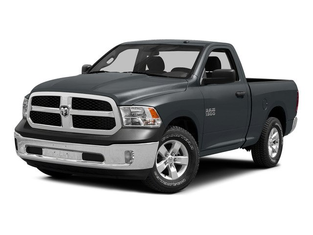 Maximum Steel Metallic Clearcoat 2015 Ram Truck 1500 Pictures 1500 Regular Cab SLT 4WD photos front view