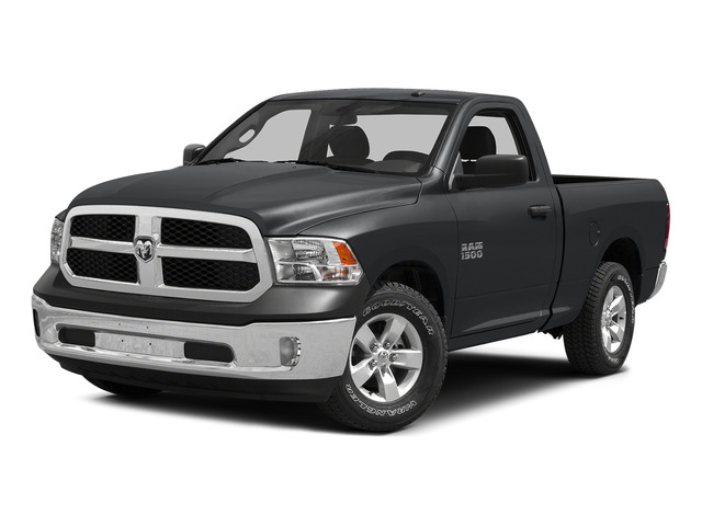 Granite Crystal Metallic Clearcoat 2015 Ram Truck 1500 Pictures 1500 Regular Cab Sport 4WD photos front view
