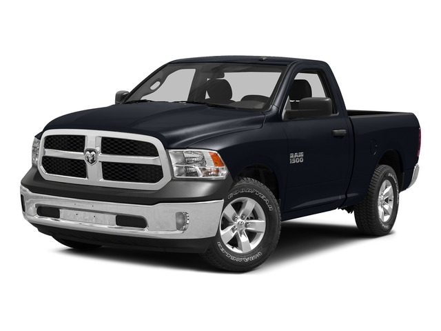 Midnight Blue Pearlcoat 2015 Ram Truck 1500 Pictures 1500 Regular Cab Express 4WD photos front view