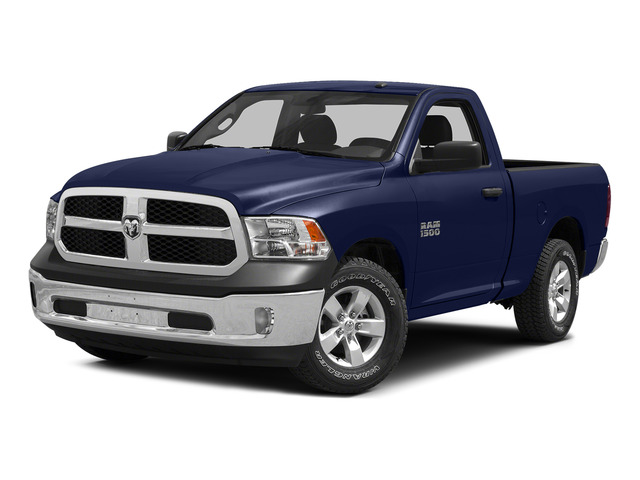 True Blue Pearlcoat 2015 Ram Truck 1500 Pictures 1500 Regular Cab SLT 4WD photos front view