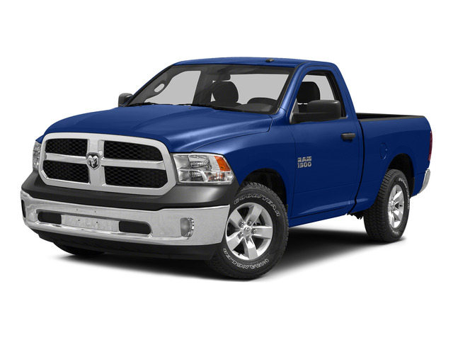 Blue Streak Pearlcoat 2015 Ram Truck 1500 Pictures 1500 Regular Cab SLT 2WD photos front view