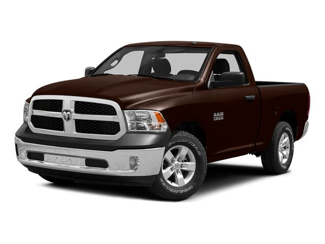 Western Brown 2015 Ram Truck 1500 Pictures 1500 Regular Cab SLT 4WD photos front view
