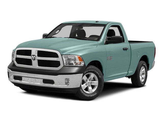 Light Green 2015 Ram Truck 1500 Pictures 1500 Regular Cab SLT 4WD photos front view