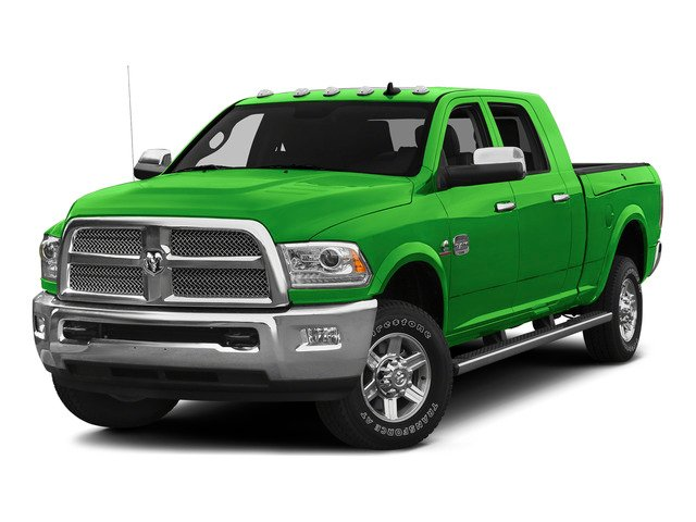 Hills Green 2015 Ram Truck 2500 Pictures 2500 Mega Cab SLT 2WD photos front view