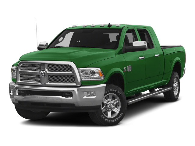 Bright Green 2015 Ram Truck 2500 Pictures 2500 Mega Cab SLT 2WD photos front view
