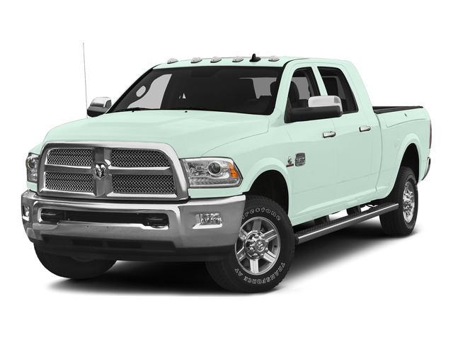 Robin Egg Blue 2015 Ram Truck 2500 Pictures 2500 Mega Cab SLT 2WD photos front view
