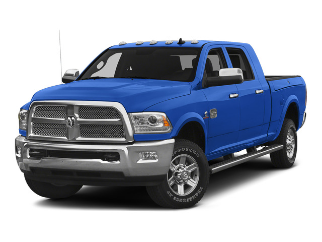 Holland Blue 2015 Ram Truck 2500 Pictures 2500 Mega Cab SLT 2WD photos front view
