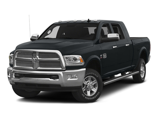Maximum Steel Metallic Clearcoat 2015 Ram Truck 2500 Pictures 2500 Mega Cab SLT 2WD photos front view