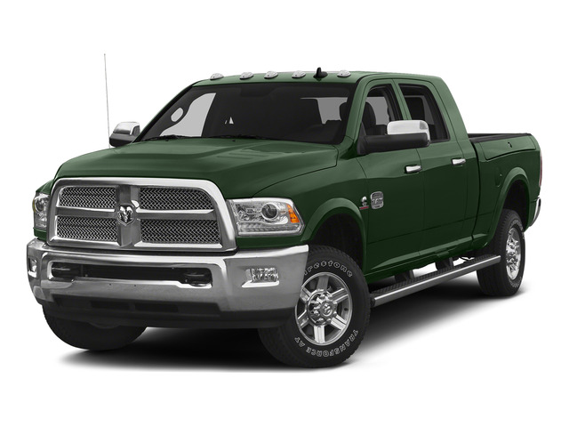 Timberline Green Pearlcoat 2015 Ram Truck 2500 Pictures 2500 Mega Cab SLT 2WD photos front view