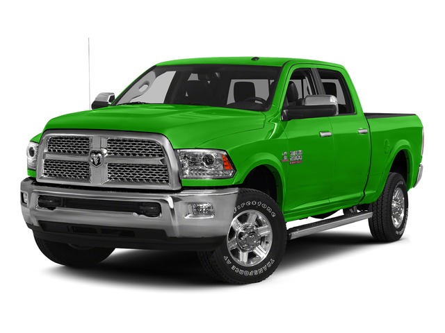 Hills Green 2015 Ram Truck 2500 Pictures 2500 Crew Cab SLT 4WD photos front view
