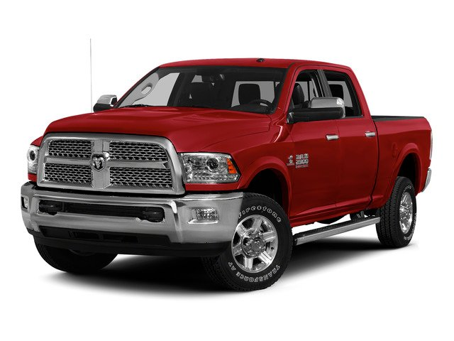 Agriculture Red 2015 Ram Truck 2500 Pictures 2500 Crew Cab Tradesman 4WD photos front view
