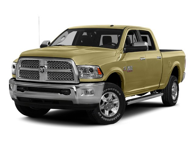 Light Cream 2015 Ram Truck 2500 Pictures 2500 Crew Cab SLT 4WD photos front view