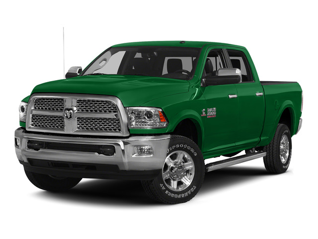 Bright Green 2015 Ram Truck 2500 Pictures 2500 Crew Cab SLT 4WD photos front view