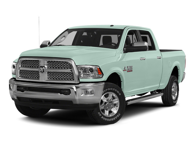 Robin Egg Blue 2015 Ram Truck 2500 Pictures 2500 Crew Cab SLT 4WD photos front view