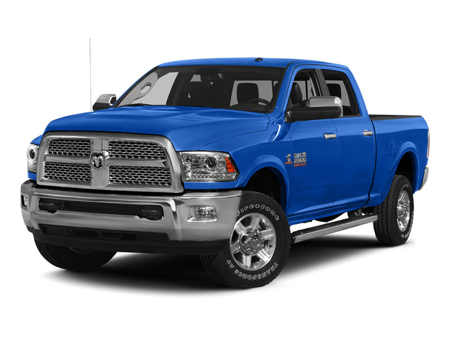 Holland Blue 2015 Ram Truck 2500 Pictures 2500 Crew Cab Tradesman 4WD photos front view