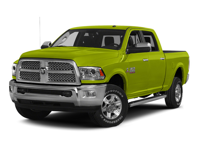 National Safety Yellow 2015 Ram Truck 2500 Pictures 2500 Crew Cab SLT 4WD photos front view