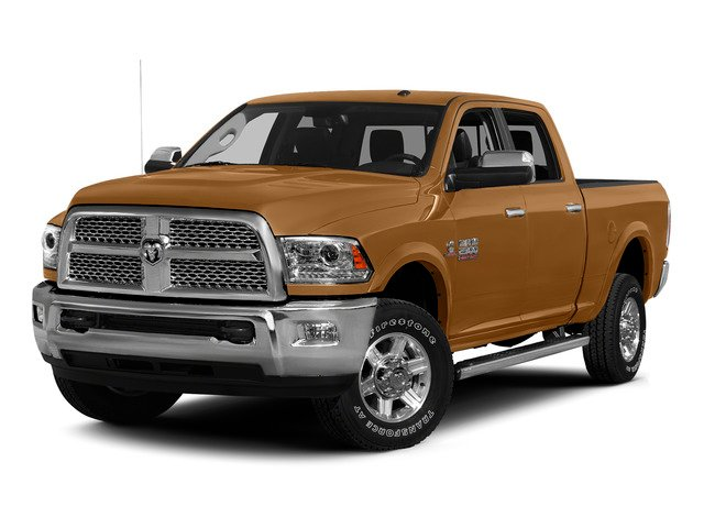 Power Tan 2015 Ram Truck 2500 Pictures 2500 Crew Cab SLT 4WD photos front view