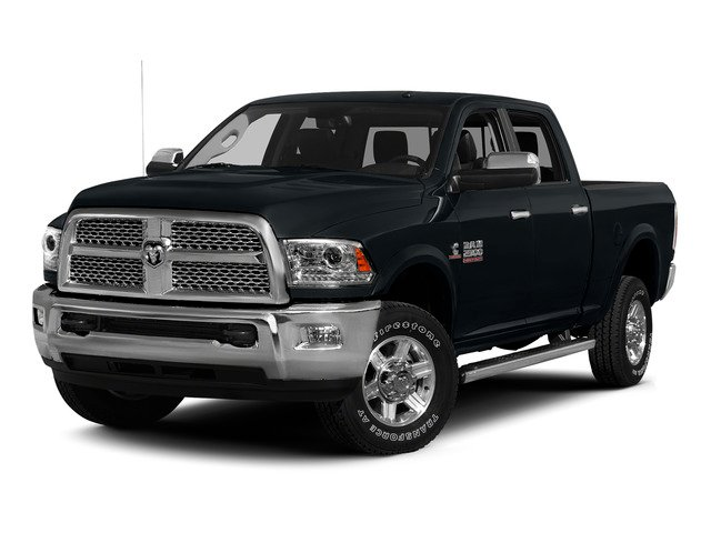 Maximum Steel Metallic Clearcoat 2015 Ram Truck 2500 Pictures 2500 Crew Cab SLT 4WD photos front view