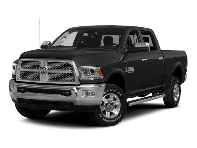 Granite Crystal Metallic Clearcoat 2015 Ram Truck 2500 Pictures 2500 Crew Cab SLT 2WD photos front view