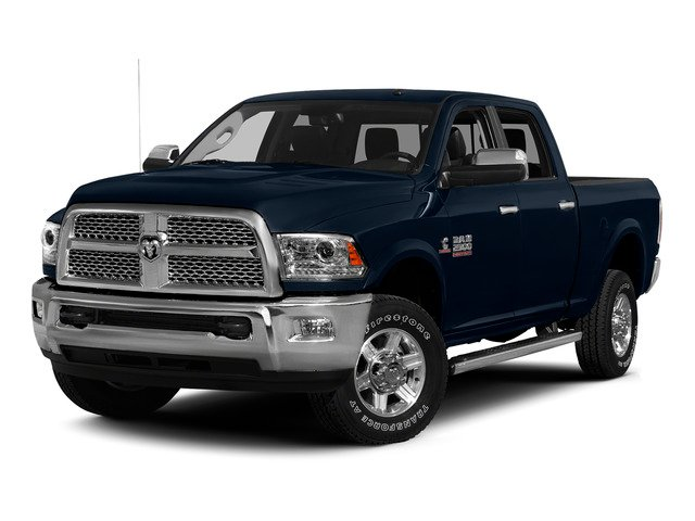 True Blue Pearlcoat 2015 Ram Truck 2500 Pictures 2500 Crew Cab SLT 2WD photos front view