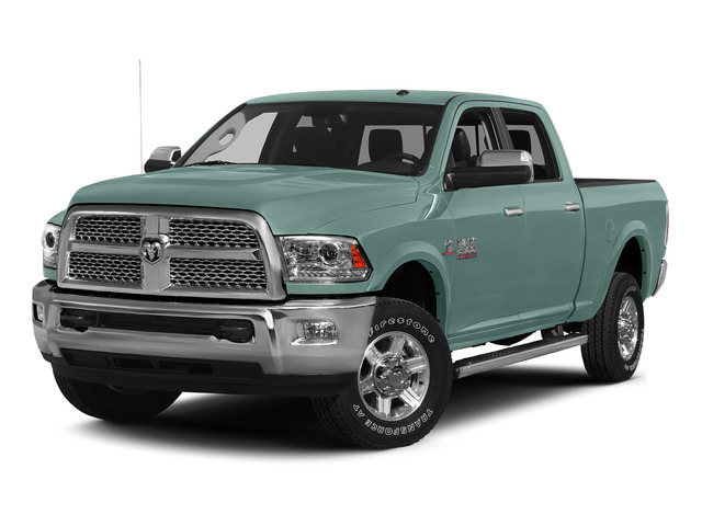 Light Green 2015 Ram Truck 2500 Pictures 2500 Crew Cab SLT 4WD photos front view