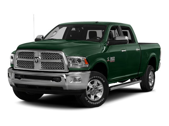 Timberline Green Pearlcoat 2015 Ram Truck 2500 Pictures 2500 Crew Cab Tradesman 4WD photos front view